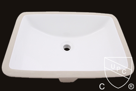 Bathroom Round Ceramic Sink